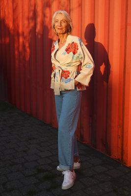 Julia Jacket Paper Pattern