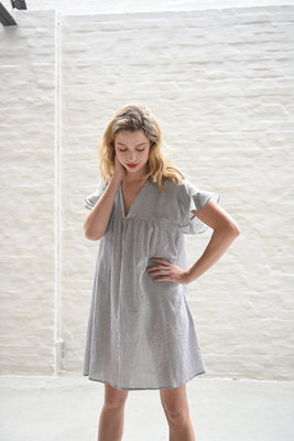 Rosalie Dress Paper Pattern